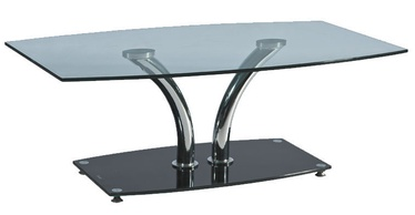 Signal Meble Kenzo B Coffee Table Silver