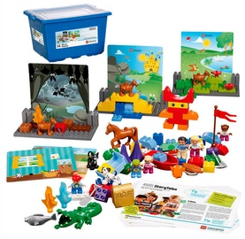 LEGO Education StoryTales Set with Storage 45005