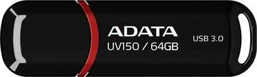 A-Data 64GB DashDrive UV150 USB 3.0 Black