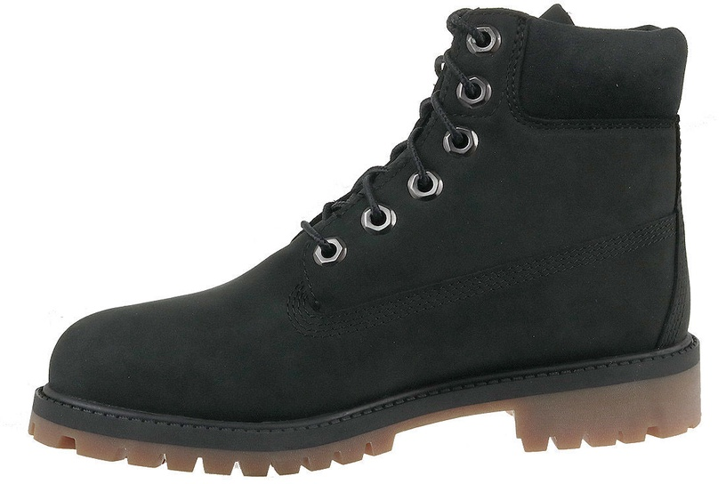Timberland 6 Inch Premium Boots A14ZO Black 39.5