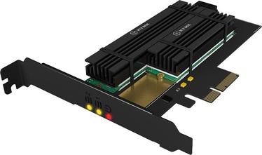 ICYBOX 2 x M.2 SSD Slot PCIE IB-PCI215M2-HSL