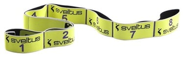 Sveltus Elastiband 10kg Yellow with Box