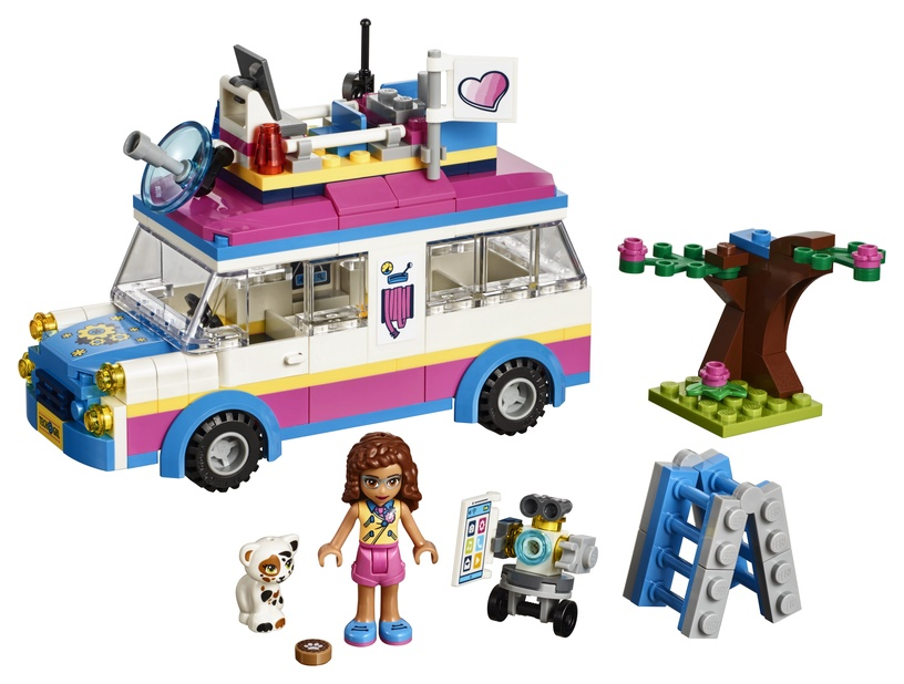 Konstruktor LEGO Friends Olivia's Mission Vehicle 41333