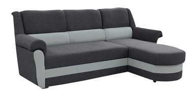 Kampinė sofa Idzczak Meble Bruno Grey/Light Grey, dešininė, 240 x 170 x 97 cm