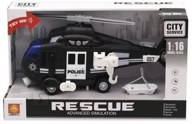 Wenyi City Service Rescue Police Helicopter