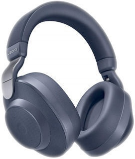 Jabra Elite 85h Wireless Headphones Navy Blue