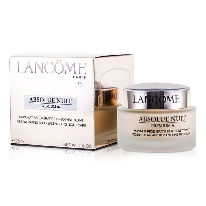 Lancome Absolue Premium Bx Regenerating And Replenishing Night Cream 75ml