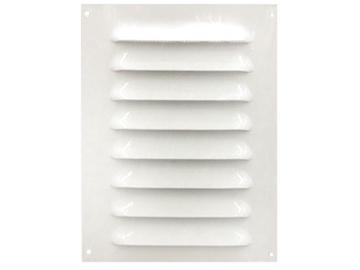 Ventilācijas reste Europlast, MR140x190mm, balta