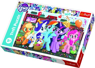 Пазл Trefl My Little Pony 15365T, 160 шт.