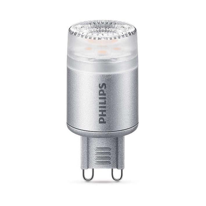 Led lamp Philips T15, 2.3W, G9, 2700K, 215lm, DIM
