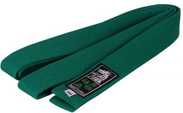 Matsuru Judo Belt 2,6m Green