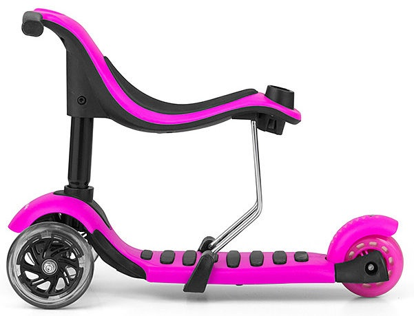 Milly Mally Little Star Scooter Pink 2893