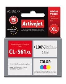 Кассета для принтера ActiveJet AC-561RX, желтый/циановый (cyan)/фуксия (magenta)