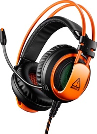 Ausinės Canyon CND-SGHS5 Full Immersion Gaming Headset Black/Orange
