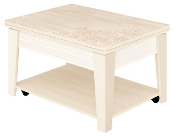 DaVita Agat 32.10 Coffee Table Astrid/Vanilla