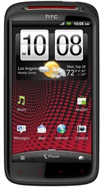 HTC Sensation XE Black