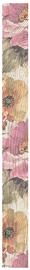 Keraminės dekoruotos sienų juostelės Troy 3, 50 x 4.7 cm