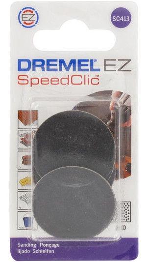 Šlifavimo diskas Dremel 2615S413JA, K240, 30 mm, 6 vnt.