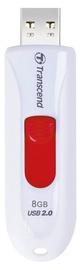 Transcend 8GB JetFlash 590 USB 2.0 White