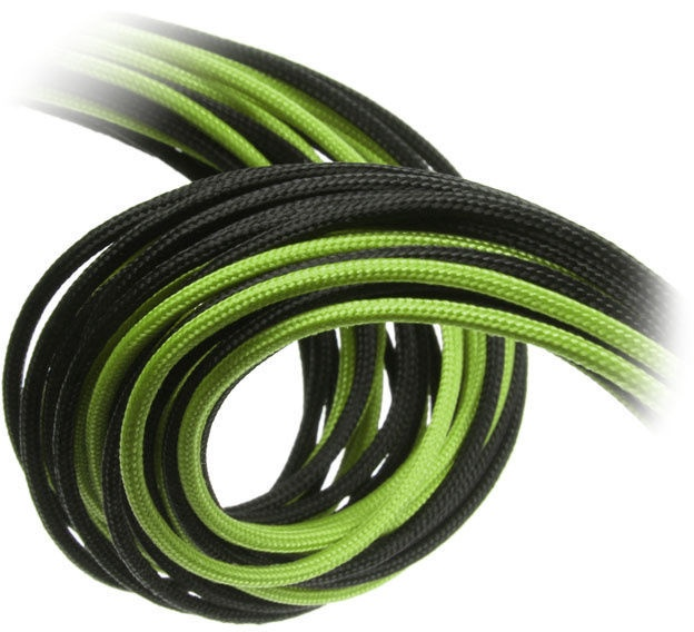 BitFenix Alchemy 2.0 EVG PSU Cable Black/Green