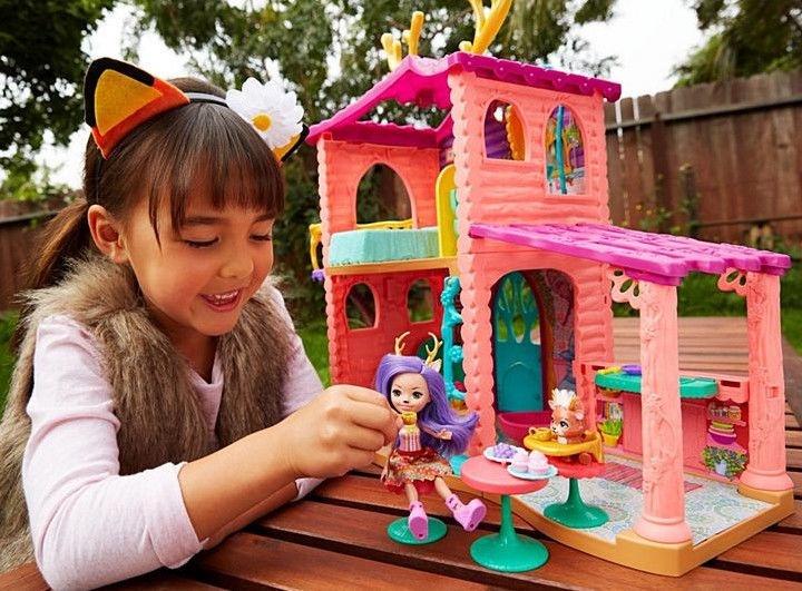 Mattel EnchanTimals Cozy Deer House FRH50