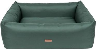 Кровать для животных Amiplay Country ZipClean L, зеленый