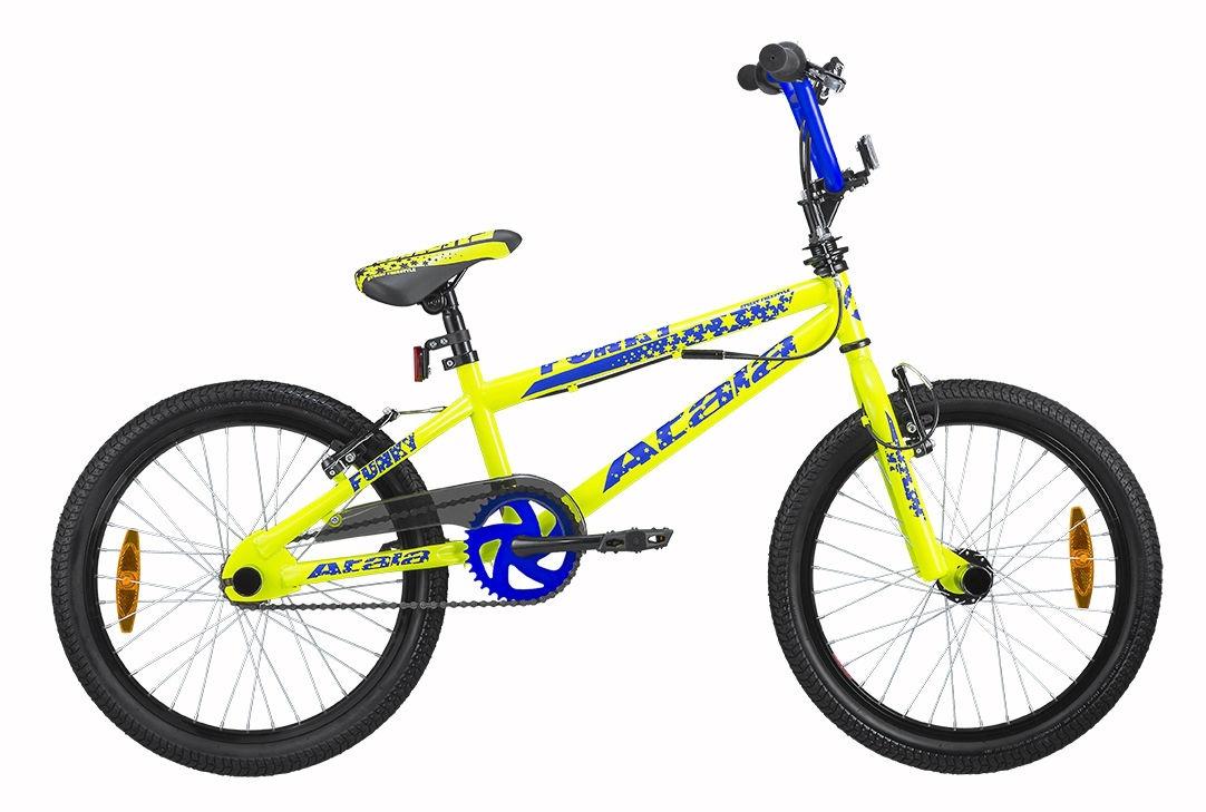 63d3d329999 Jalgratas Atala Funky Neon Yellow Blue Matt 2017