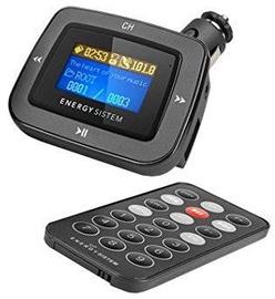 Energy Sistem MP3 Car Transmitter 1100 Dark Iron