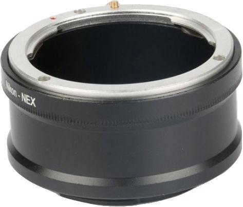 Fotocom AI-NEX Manual Lens Adapter Nikon to E-mount