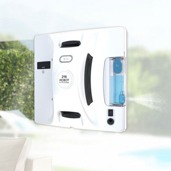 Hobot Window Cleaning Robot 298 White
