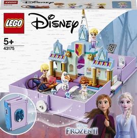 Конструктор LEGO® Disney Princess Книга сказочных приключений Анны и Эльзы 43175, 133 шт.