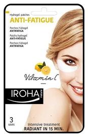 Iroha Nature Anti-Fatigue Vitamin C Hydrogel Eye Patches 6x1.6g