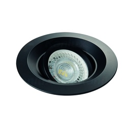 Įmontuojamas šviestuvas Kanlux Colie DTO-B, 35W, GU10,