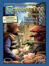 Galda spēle Brain Games Carcassonne: Expansion 2 Traders & Builders