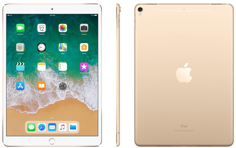 Planšetinis kompiuteris Apple iPad Pro 10.5 Wi-Fi 256GB Gold