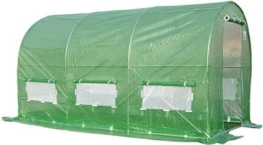 Focus Garden 2x3x2m 6m2 Foil Tunnel Green