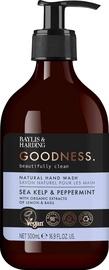 Baylis & Harding Goodness Hand Wash 500ml Sea Kelp/Peppermint