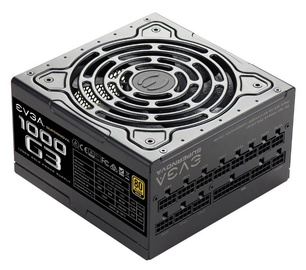 EVGA Power Supply PSU 1000W 80 PLUS Gold