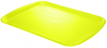 Plast Team Serving Tray 44.3x31x2.3cm Green