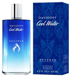 Tualetes ūdens Davidoff Cool Water Aquaman Collector Edition 125ml EDT