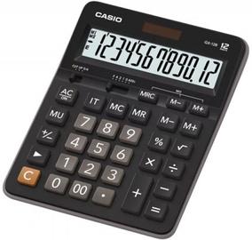 Калькулятор Casio K-CGX12B, черный