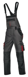 Sir Safety System Harrison Bib-Trousers Grey 48