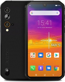 Mobiiltelefon Blackview BV9900 Pro Gray, 128 GB