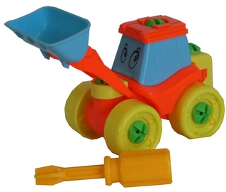 Pareto Centrs Construction Set Tractor