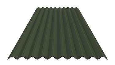 Banguotas bituminis lakštas guttapral K10, žalias, 2x0.95 m
