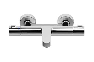 Ravak TE 023.00/150 Termo 300 Thermostatic Bath Mixer Chrome