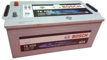 Bosch TE088 Starter Battery 12V 240Ah
