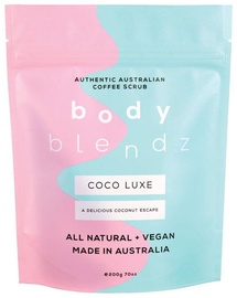 Bodyblendz Coco Luxe Coffee Scrub 200ml