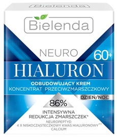 Bielenda Neuro Hyaluron Moisturizing Anti-Wrinkle Cream-Concentrate 60+ Day/Night 50ml