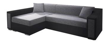 Stūra dīvāns Idzczak Meble Milton, 282 x 160 x 77 cm